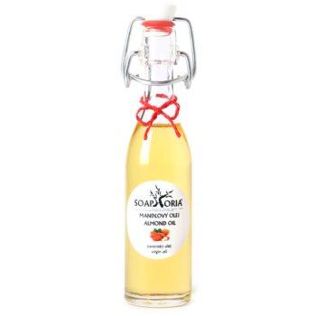 Soaphoria Organic olio di mandorla 50 ml