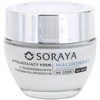 Soraya Hyaluronic Microinjection crema lisciante con acido ialuronico 30+ (Hydro-Energy) 50 ml