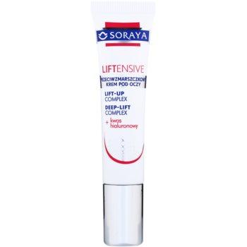 Soraya Liftensive crema antirughe occhi (Lift-Up Complex, Deep-Lift Complex and Hyaluronic Acid) 15 ml