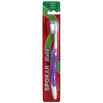 Spokar Wave spazzolino da denti hard Violet