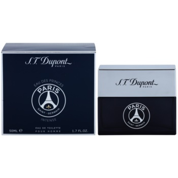 S.T. Dupont Eau Des Princes Intense eau de toilette per uomo 50 ml