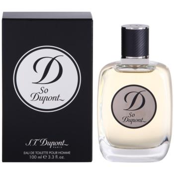 S.T. Dupont So Dupont eau de toilette per uomo 100 ml