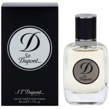 S.T. Dupont So Dupont eau de toilette per uomo 50 ml