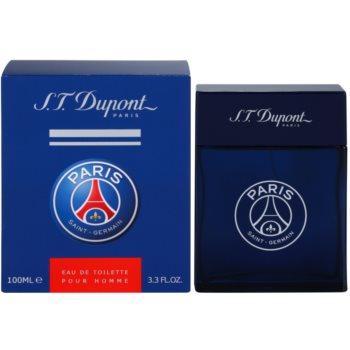 S.T. Dupont Paris Saint Germain eau de toilette per uomo 100 ml