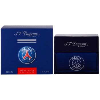 S.T. Dupont Paris Saint Germain eau de toilette per uomo 50 ml