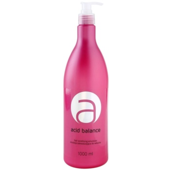 Stapiz Acid Balance emulsione per capelli tinti e danneggiati (The Extracts Prevent Hair from Excessive Drying and, by Neutralising Hair Negative Charges.) 1000 ml