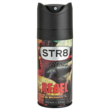 STR8 Rebel deospray per uomo 150 ml