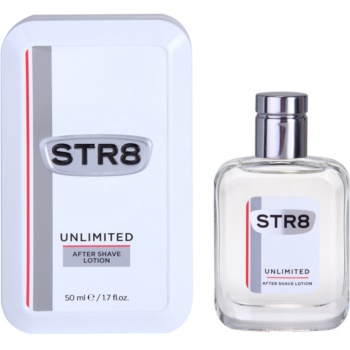 STR8 Unlimited lozione post-rasatura per uomo 50 ml