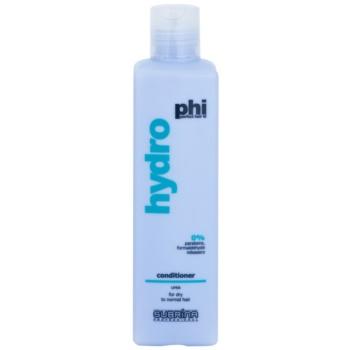 Subrina Professional PHI Hydro balsamo idratante per capelli normali e secchi Urea (0% Parabens, Formaldehyde Releasers) 250 ml
