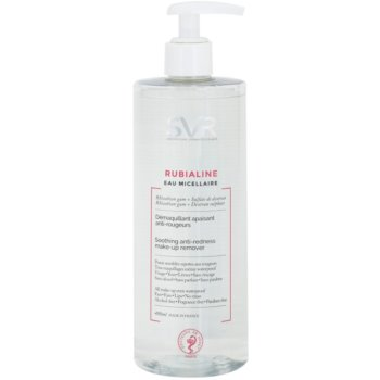 SVR Rubialine acqua micellare per pelli sensibili con tendenza all'arrossamento (Micellar Solution) 400 ml