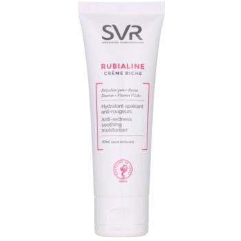 SVR Rubialine crema viso per pelli secche (Rich Anti-Redness Cream) 40 ml