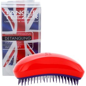 Tangle Teezer Salon Elite spazzola per capelli (Winter Berry Professional Detangling Hairbrush)