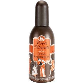 Tesori d'Oriente Fior di Loto e Latte d' Acacia eau de parfum per donna 100 ml