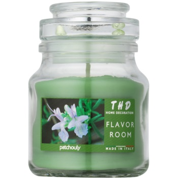 THD Candela Profumeta Patchouly candela profumata 140 g