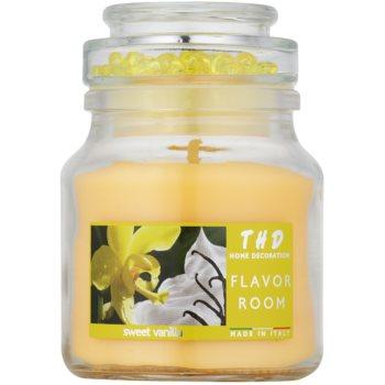 THD Candela Profumeta Sweet Vanilla candela profumata 140 g