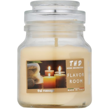 THD Candela Profumeta Thai Massage candela profumata 140 g