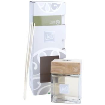 THD Unico Prestige White Bamboo diffusore di aromi con ricarica 500 ml