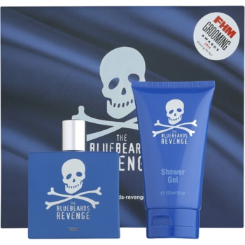 The Bluebeards Revenge The Bluebeards Revenge kit regalo I eau de toilette 100 ml + gel doccia 150 ml