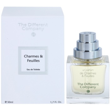 The Different Company Un Parfum De Charmes & Feuilles eau de toilette unisex 50 ml