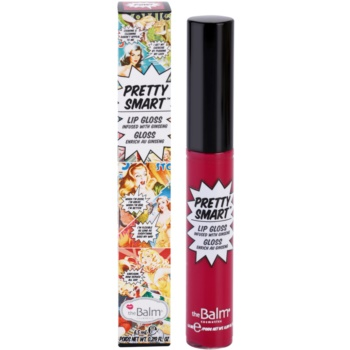 theBalm Read My Lips lucidalabbra colore POW! 6,5 ml