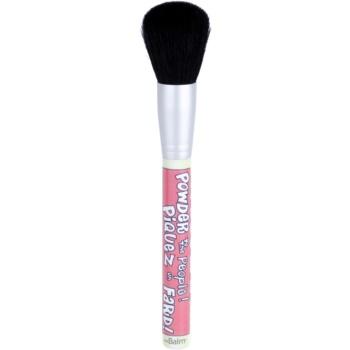 theBalm Powder To The People pennello per cipria e blush (Brush For Powder And Blush)