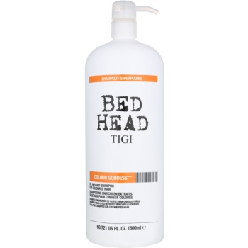Tigi Bed Head Colour Goddess Shampoo Allolio Per Capelli