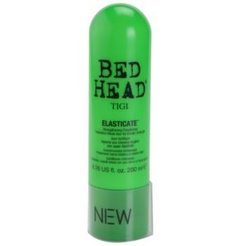 TIGI Bed Head Elasticate balsamo rinforzante per capelli deboli (Strenghtening Conditioner for Weak Hair) 200 ml