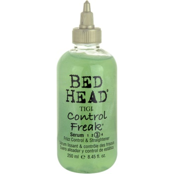 TIGI Bed Head Styling siero per capelli ribelli e crespi (Control Freak Serum) 250 ml