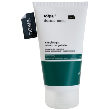 Tołpa Dermo Men balsamo energizzante after shave (Hypoallergenic) 125 ml