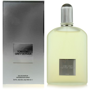 Tom Ford Grey Vetiver eau de parfum per uomo 100 ml
