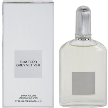 Tom Ford Grey Vetiver eau de toilette per uomo 50 ml