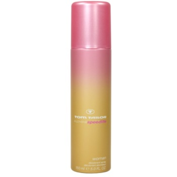 Tom Tailor Speedlife Woman deospray per donna 150 ml