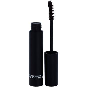 Tommy G Eye Make-Up Audacious mascara per ciglia curve e separate colore Brown 7 ml