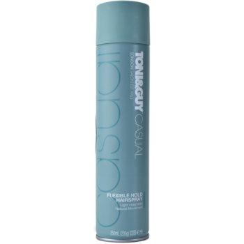 TONI&GUY Casual lacca per capelli fissante leggero (Flexible Hold Hairspray) 250 ml