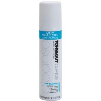 TONI&GUY Cleanse shampoo secco (Dry Shampoo – Day 2 Freshness) 100 ml