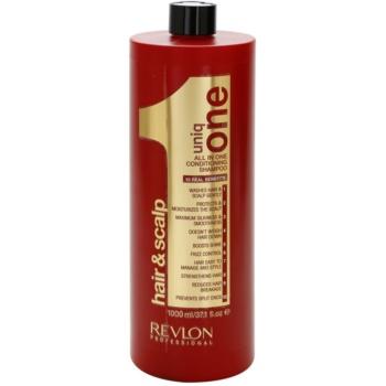 Uniq One All In One shampoo nutriente per tutti i tipi di capelli (Conditioning Shampoo) 1000 ml