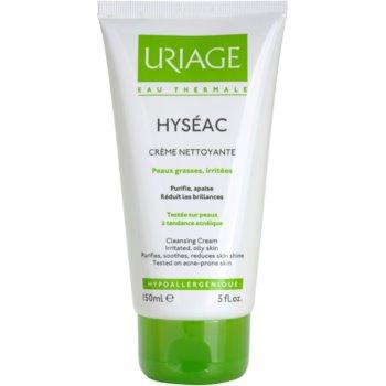 Uriage Hyséac crema detergente per pelli grasse (Cleansing Cream) 150 ml