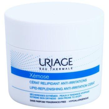 Uriage Xémose unguento relipidante lenitivo per per pelli molto secche, sensibili e atopiche (Intensely Nourishes, Soothes, Protects) 200 ml