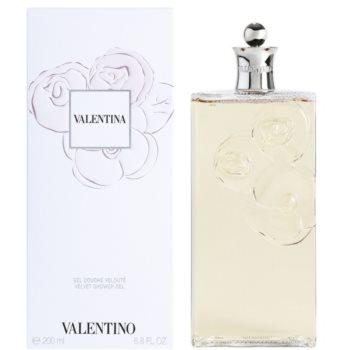 Valentino Valentina gel doccia per donna 200 ml