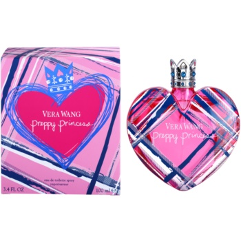 Vera Wang Preppy Princess eau de toilette per donna 100 ml
