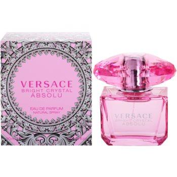 Versace Bright Crystal Absolu eau de parfum per donna 90 ml