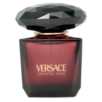 Versace Crystal Noir eau de toilette per donna 50 ml