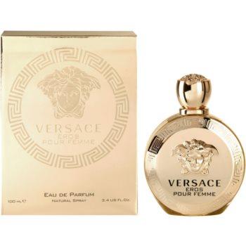 Versace Eros Pour Femme eau de parfum per donna 100 ml