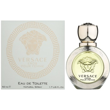 Versace Eros Pour Femme eau de toilette per donna 50 ml