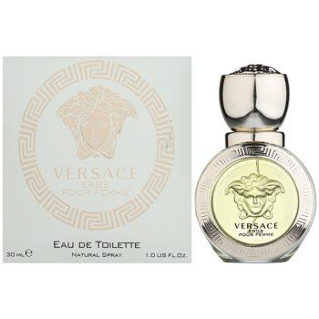Versace Eros Pour Femme eau de toilette per donna 30 ml