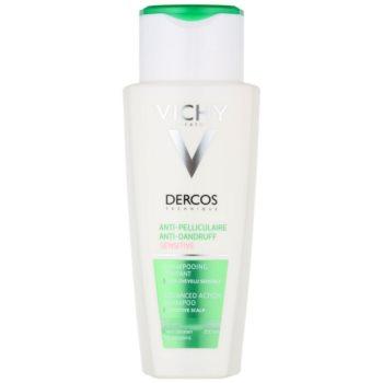 Vichy Dercos Anti-Dandruff shampoo lenitivo per il cuoio capelluto contro la forfora (Anti-Dandruff Treatment Shampoo) 200 ml