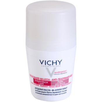 Vichy Deodorant deodorante roll-on rallenta la crescita dei peli 50 ml