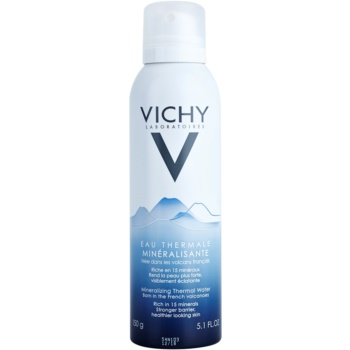 Vichy Eau Thermale acqua termale mineralizzante (Rich in 15 Minerals, Stronger Barrier, Healthier Looking Skin) 150 g