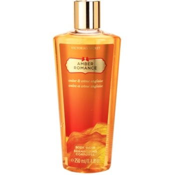Victoria's Secret Amber Romance gel doccia per donna 250 ml