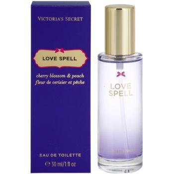 Victoria's Secret Love Spell eau de toilette per donna 30 ml